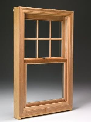 Выбор между деревянными или пластиковыми окнами