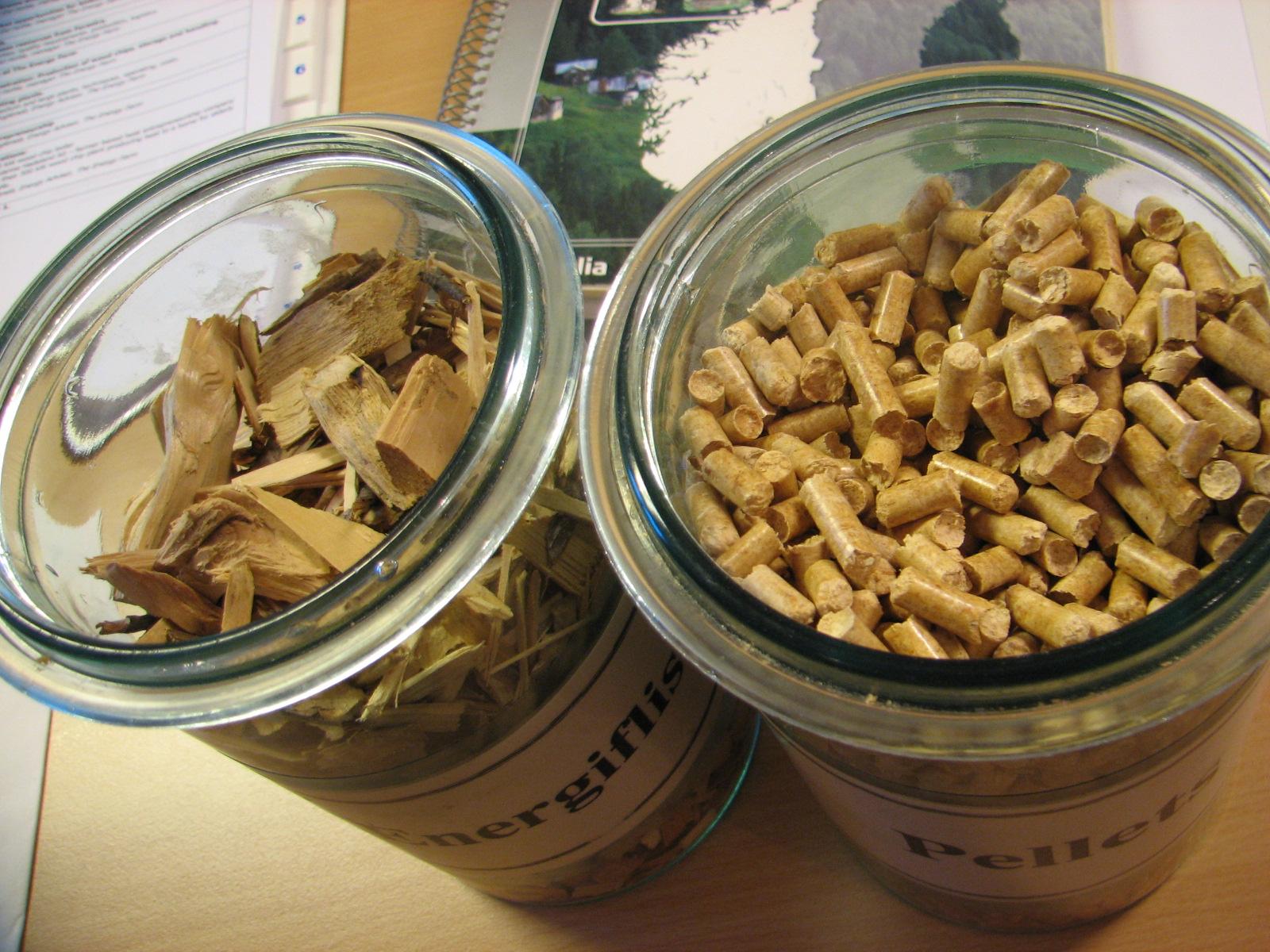 Биотопливо – пеллеты, гранулы