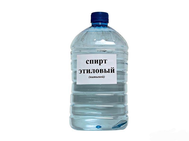 Производство этилового спирта и углекислоты