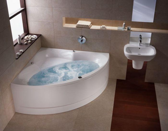 Акриловые ванны - достоинства и недостатки