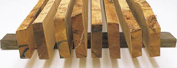 Древесина как конструкционный материал