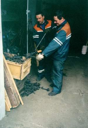 Рационализация оборудования и рабочих приемов