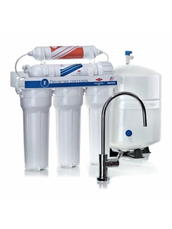 Бытовые фильтры водоочистки