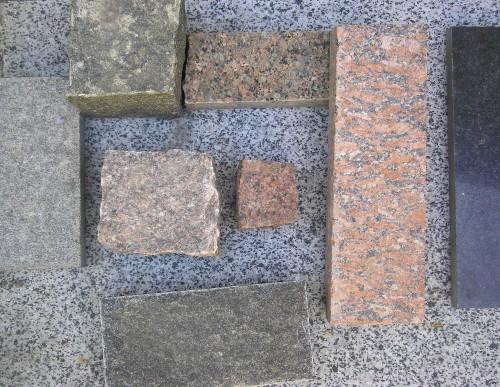 Мраморная и гранитная плитка