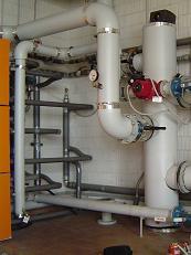 Обеспечение пожарной безопасности в котельных и др. системах отопления