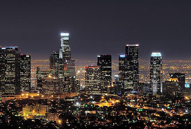 Архитектурные строения Лос-Анджелеса