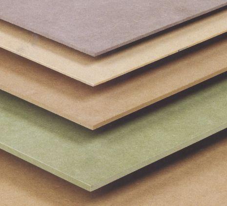 Технология изготовления древесных плит МДФ