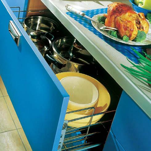 Кухня и цветовые оттенки