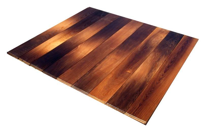 стеновая панель из массива древесины
