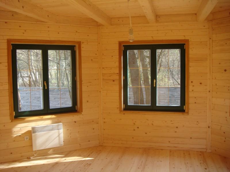 Промышленное производство деревянных домов