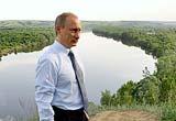 Путин категорически против частных лесов