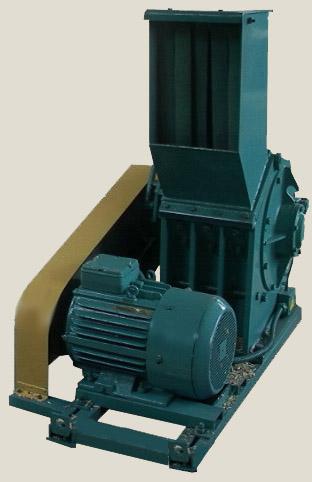 Рубительные машины для измельчения древесных отходов