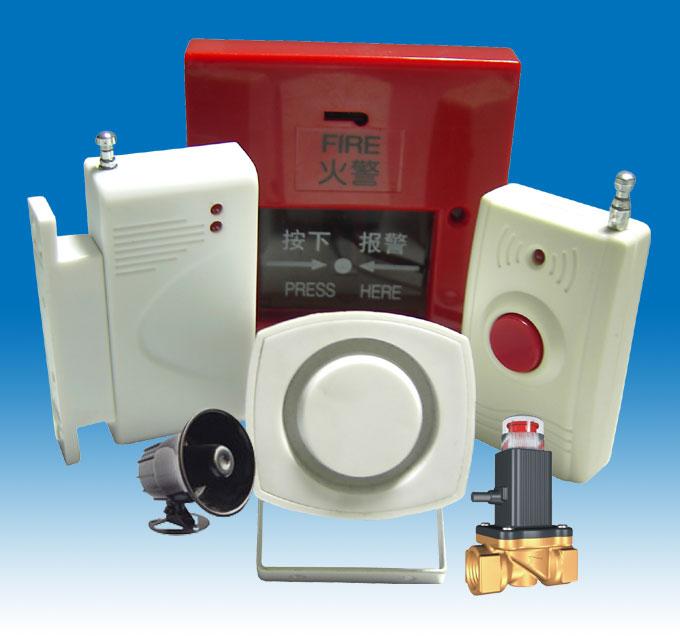 Системы сигнализации о пожаре
