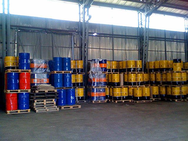 Обеспечение пожарной безопасности на складах древесных отходов и грючесмазочных материалов