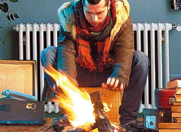 Оценка пожарной опасности систем отопления