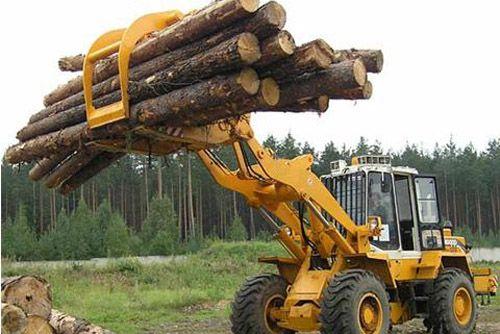 Составлен отчет за 8 месяцев по экспорту круфглого леса Сибири